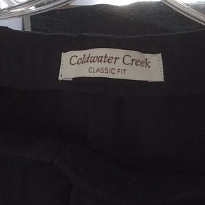 Coldwater Creek Pants - Coldwater Creek Women's Pants Size PS